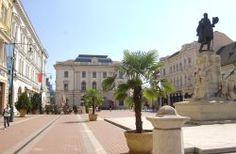 Klauzál tér I Szeged See Again, Hungary, Street View