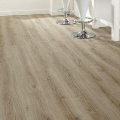 Click Fit Light Oak vinyl flooring