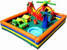 Buy cheap and high-quality Inflatable Chopperville. On this product details page, you can find best and discount Inflatable Toys for sale in 365inflatable.com.au