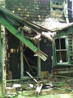 Tahawus NY Adirondacks #ghost town