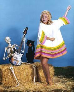 Vintage Halloween - Sandra Dee