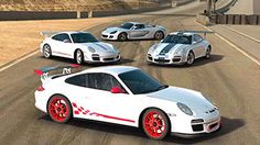REAL RACING 3 - PORSCHE TRAILER - IOS   - Check our WEBSITE : http://www.playscope.com - Become a fan on FACEBOOK : http://www.facebook.com/Playscope - Follow us on TWITTER : http://twitter.com/playscope