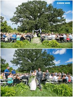 Outdoor wedding ceremony at Morgan Creek Vineyard in New Ulm, MN. Photos by Saint Paul wedding photographer Jeannine Marie Photography. #morgancreekvineyard #newulm #mnwedding #wedding #weddingceremony #outdoorwedding #bride #groom #vineyardwedding #minnesotaweddingphotographer #saintpaulweddingphotographer #jeanninemariephotography