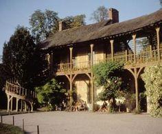 """""""Le petit hameau de la Reine - Petit Trianon at Versailles."""