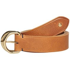 f435ddaf4b23d Vintage-inspired leather belt. Wear it in your favourite vintage jeans for  an authentic