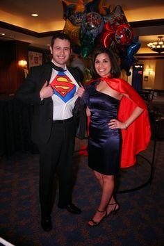 "superhero gala party   ... Castaneda at Crossroads School's ""Superhero Soiree"" Gala February 2015"