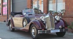 1940 Horch 853 - A Sportcabriolet | Classic Driver Market