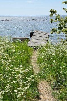 Ranta i Sverige #sommar #summer #brygga