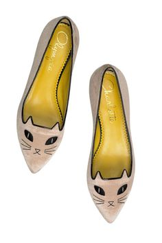Charlotte Olympia Fall '15Collection