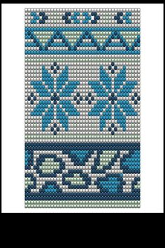 Mochila pattern Tapestry Crochet Patterns, Bead Loom Patterns, Crochet Stitches, Beading Patterns, Knitting Patterns, Cross Stitch Pattern Maker, Cross Stitch Patterns, Seminole Patchwork, Mochila Crochet
