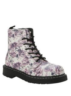 Anarchic By T.U.K. Rose Boots