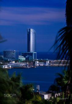 El Hotel Vela. Barcelona - null