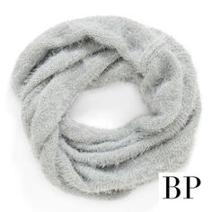 "Nordstrom BP Fuzzy Infinity Scarf - NWT Brand new with tags, this BP scarf is SO irresistibly soft and cozy.   44"" inner circumference; 22"" width. 100% acrylic. bp Accessories Scarves & Wraps"