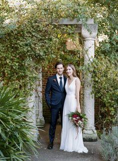 garden wedding portraits, cosmos club dc  | lisa blume photography