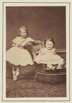 Victoria Alberta and Elisabeth Alexandra