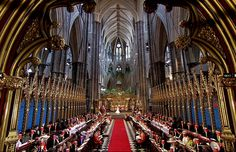 2011, April 29: Marriage of William and Kate -westminster abbey