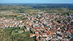 A Terceira Dimensão - Fotografia Aérea: Sendim (Miranda do Douro)