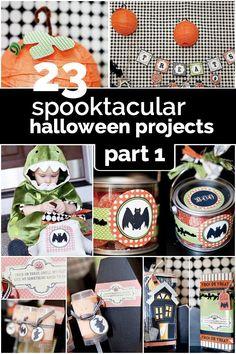 23 Spooktacular Halloween Projects