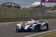 The successor to the Toyota GT-One: the TS030