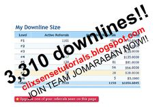 "Start earning money online. Join Team JOMARABAN. For more information, visit clixsensetutorials.blogspot.com/    Additional Tasks to do:  1. Please like Team JOMARABAN Page: on.fb.me/MgfFry  2. Please like Clixsense Tutorials Page: on.fb.me/Miah4S  3. Ple Where to find Free help to ""Make money online"" & Free Tips-http://earnincomefrom.blogspot.com/"