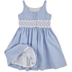 Платье с юбкой-клеш - 110305