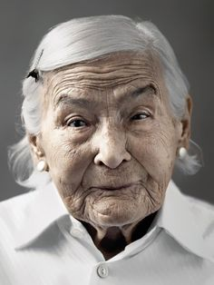 100-year-olds by Karsten Thormaehlen - 11