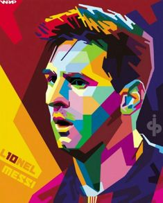 lionel messi sketch paint - Google Search