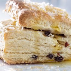 Ultra-Buttery Irish Scones
