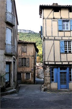 Saint Antonin Nobleval Aquitaine France