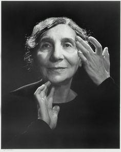 Wanda Landowska, 1945  by Yousuf Karsh
