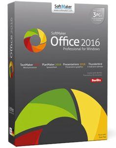 SoftMaker Office Professional 2016 rev 763.1207 Multilingual + Portable