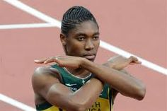 Local Celebrities Up In Arms About Criticism On Caster Semenya Sport Fashion, Fitness Fashion, Caster Semenya, 2012 Summer Olympics, History Online, Rio 2016, African History, Sport Man, Workout Videos