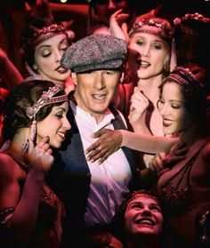 "Richard Gere en ""Chicago"", 2002"