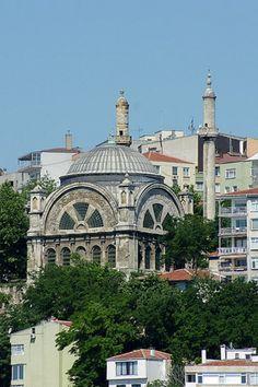 Cihangir camii -  Istanbul http://istanbul.blog.hu/