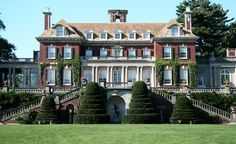 Hollywood has made good use of the palatial, Charles II-style Old Westbury mansion on Long Island's Gold Coast: North By Northwest, The Age of Innocence, and Cruel Intentions were all shot here.    (Photo: Jimmy Lopes / Dreamstime.com)