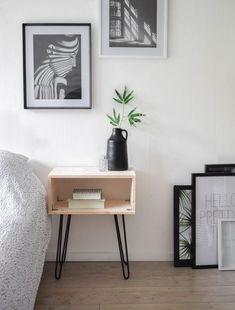 51 Decorating DIY decor Ideas To Not Miss - Interior Design Small Room Bedroom, Home Bedroom, Bedroom Decor, Small Rooms, Bedroom Ideas, Bedroom Styles, New Room, Layout Design, Room Inspiration