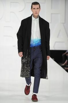 Graduate Fashion Week - Charlotte Sowerby, Northumbria University