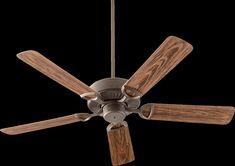 Quorum 143525-86, Estate Patio Oiled Bronze 52 Outdoor Ceiling Fan #ceilingfans
