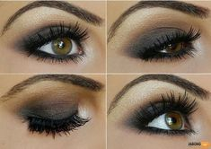 #smokey #eyes #makeuptips http://www.jabongworld.com/blog/smokey-eye-makeup-tutorial-for-beginners/