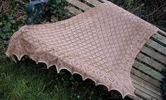10 in 2010 Shawl by Janine Le Cras - free