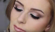 Gyazo - ROMANTIC MAKEUP | Zoeva Cocoa Blend Palette! Sally Jo - YouTube - Google…