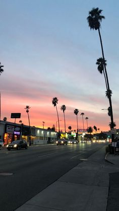 Sunset Iphone Wallpaper, Tumblr Wallpaper, Wallpaper Backgrounds, Night Aesthetic, City Aesthetic, Aesthetic Backgrounds, Aesthetic Wallpapers, California Wallpaper, Pretty Sky
