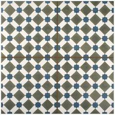 Minimalist bathroom 320529698480116779 - Carrelage imitation carreau ciment sol 45 x 45 cm – Source by annemacaire Minimalist Bathroom, Home Remodeling, Design, Home Decor, Garage, Studio, Creative, Color, Cement Tiles Bathroom