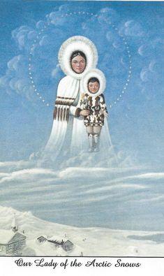 la virgen de alaska