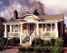 Front Porch Pergola Design Ideas, Pictures, Remodel, and Decor - page 7