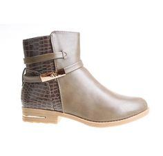 Ghete dama cu model croco Amalia piele ecologica Inaltime Model 12 cm. Stil De… Boots, Model, Fashion, Crotch Boots, Moda, Fashion Styles, Scale Model, Shoe Boot