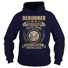 Deburrer - Job Title