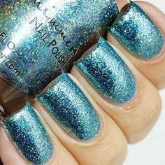Blue Topaz Nail Polish  05 oz Full Sized Bottle ** Find out more about the great product at the image link.Note:It is affiliate link to Amazon.