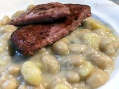 Beans, Food And Drink, Chicken, Cooking, Simple, Kitchen, Food Dinners, Recipes, Cucina