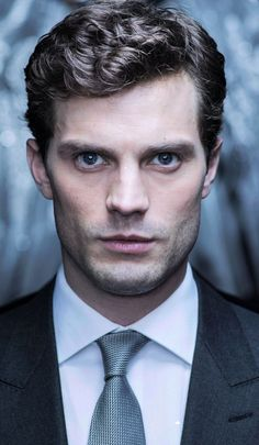 Fifty Shades Quotes, Fifty Shades Trilogy, Celebrity Photos, Celebrity News, Hollywood Male Actors, Yin Yang Tattoos, Mr Grey, Christian Grey, Fifty Shades Of Grey